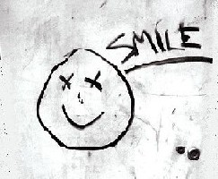 smile?... is that all?